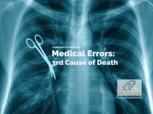 Medical-Errors-3rd-cause-of-death-Evolve-Medical-300x225