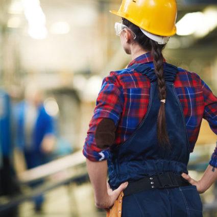 Woman as engineer