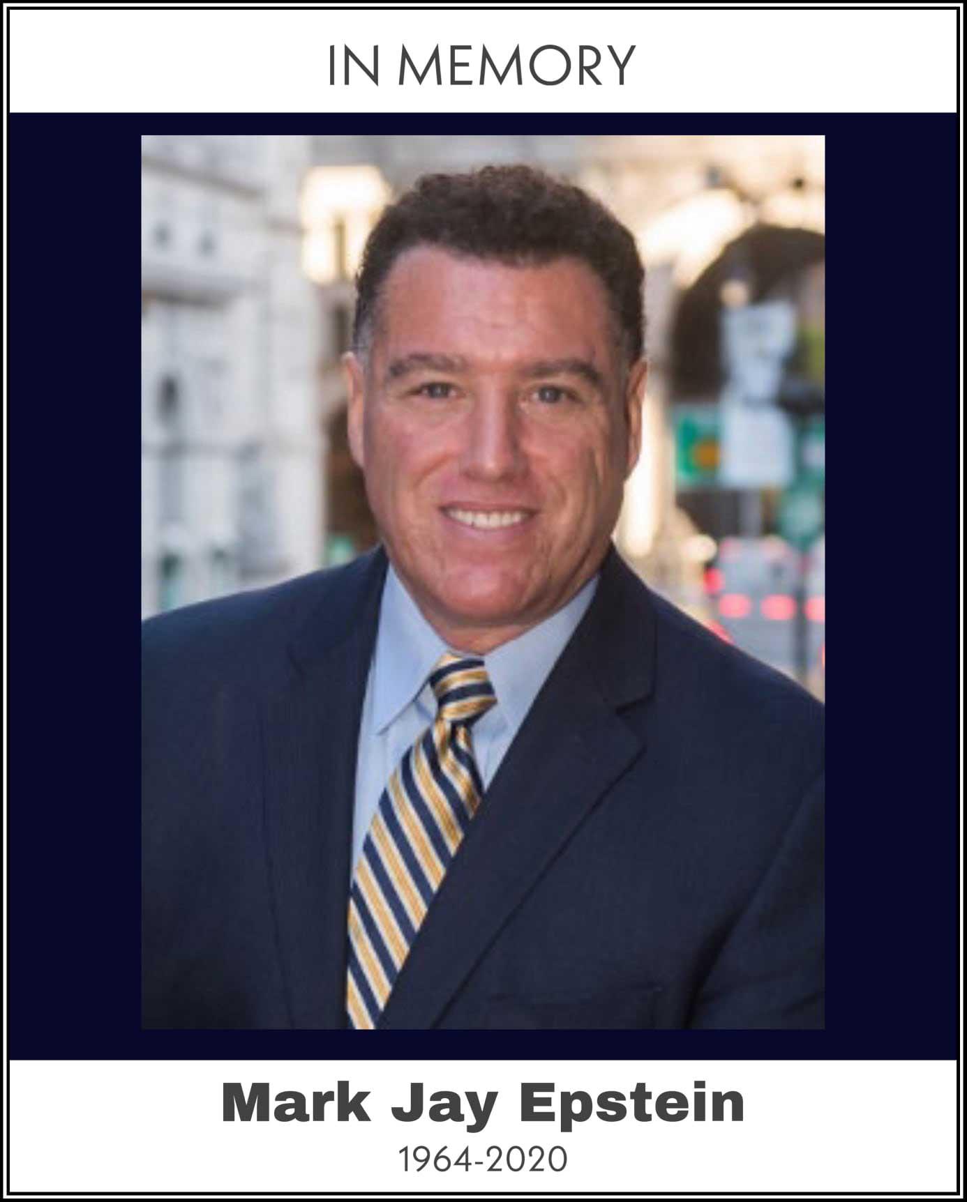 Mark Jay Epstein